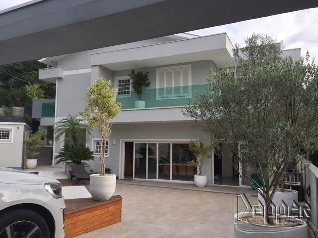 Casa à venda com 5 dormitórios em Jardim mauá, Novo hamburgo cod:13445 - Foto 17