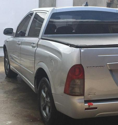 Actyon Sports Diesel 4x4 Super Novo - Foto 9
