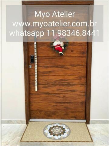 Mandala para piso, parede, piscina, rosa dos ventos, tapete mosaico - Foto 3