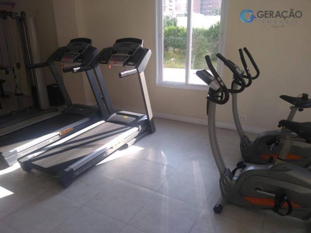 Apartamento com 3 dormitórios para alugar, 70 m² por R$ 1.600/mês - Centro - São José dos  - Foto 19