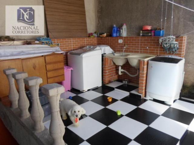 Sobrado residencial à venda, conjunto residencial sitio oratório, são paulo. - Foto 3