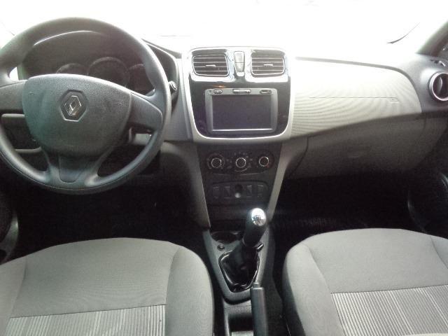 Renault Logan Expression 1.6 Flex - Foto 7