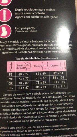 b16daca2e DeMillus Cinta Abdominal Modeladora - Beleza e saúde - Jardim do Mar ...
