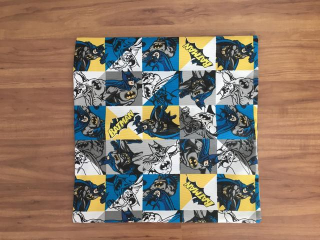 Capa de almofadas Batman