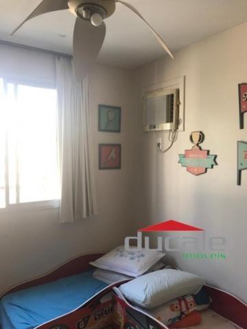 Apartamento com suite e varanda em Jardim da Penha, Vitória - Foto 4