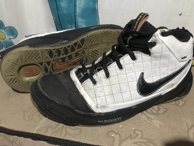 3684eb7ac8f Tênis Nike basquete 39 40 - Roupas e calçados - Monte Belo