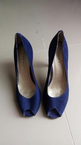 67a18ee2f5 Sapato azul caneta Ferni - Roupas e calçados - Centro, Juiz de Fora ...