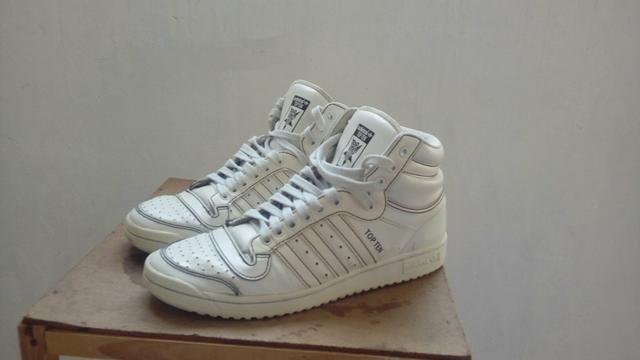 a6e9c16a13c Tenis cano alto adidas top ten - Roupas e calçados - Jardim 25 De ...