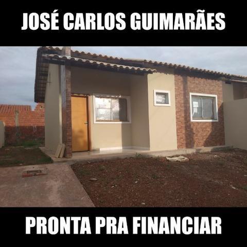 Casa Nova Bairro José Carlos Guimarães