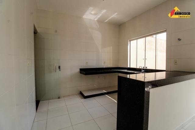 Casa residencial para aluguel, 3 quartos, 2 vagas, santa lucia - divinópolis/mg - Foto 15
