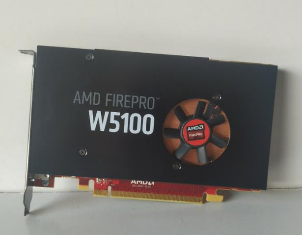 Placa De Video AMD Firepro W5100 4GB 128bit / Uso Profissional