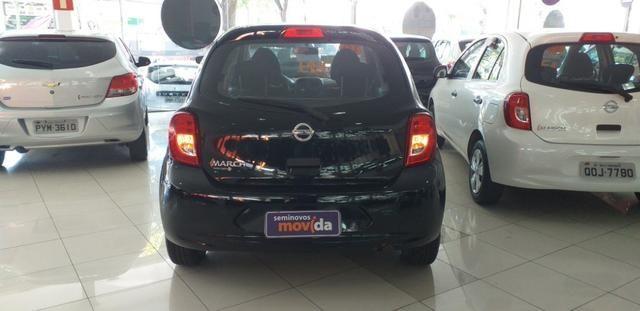 Nissan March S 1.0 12v Flex 5p - Foto 2