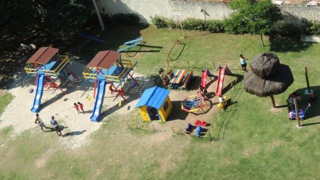 Liber J Apartamento térreo com garden, 2 quartos Liber Residencial Clube Belford Roxo RJ - Foto 12