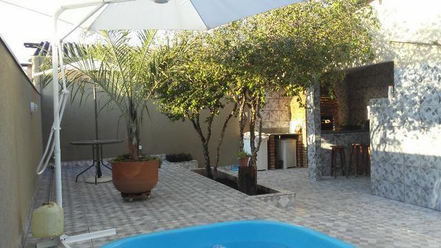 Casa Moreninha 2 com piscina - ótima localização - Foto 2