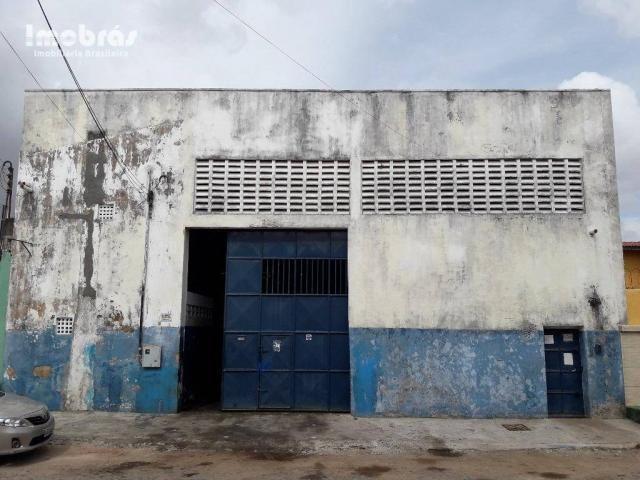 Galpão, 1.000 m², BR-116, Itaperi, Passaré, Expedicionário Bernardo Manuel, galpão à venda - Foto 11