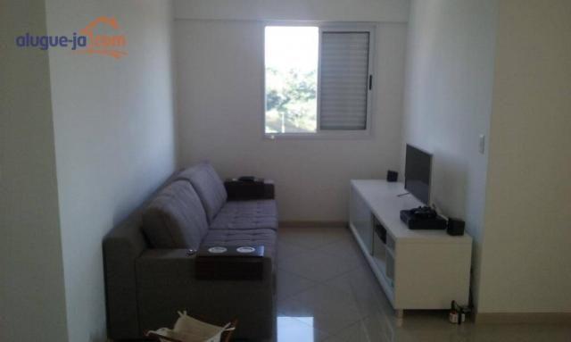 Lindo apartamento 2 dormitórios com varanda gourmet - Foto 4