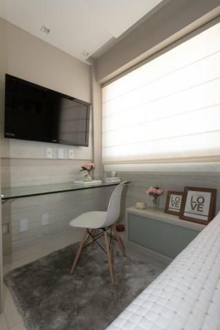 Apartamento Manaíra 3 q Projetado e mobiliado - Foto 13