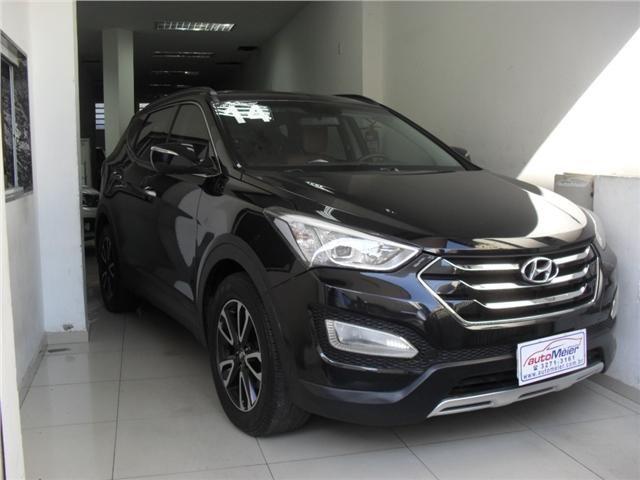 Hyundai Santa fe 3.3 mpfi 4x4 v6 270cv gasolina 4p automático - Foto 2