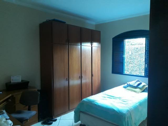 Vendo linda casa em condomínio fechado na DF 425(Pego sua casa no Setor de Mans?es!) - Foto 15
