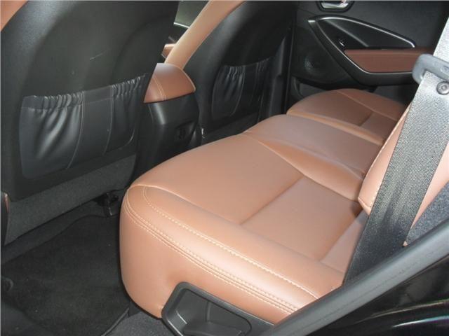 Hyundai Santa fe 3.3 mpfi 4x4 v6 270cv gasolina 4p automático - Foto 6