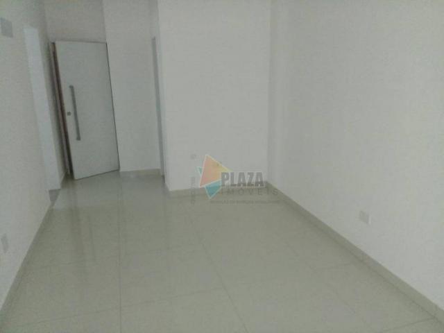 Apartamento com 2 dormitórios à venda, 83 m² por R$ 543.335,00 - Canto do Forte - Praia Gr - Foto 12