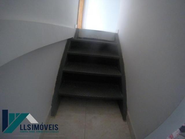 Casa duplex para locação em nova iguaçu, rodilândia, 2 dormitórios, 2 banheiros, 2 vagas - Foto 16