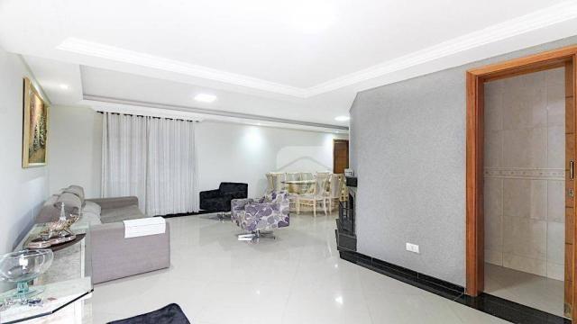 Casa com 5 dormitórios à venda, 350 m² por r$ 815.000,00 - hauer - curitiba/pr - Foto 4