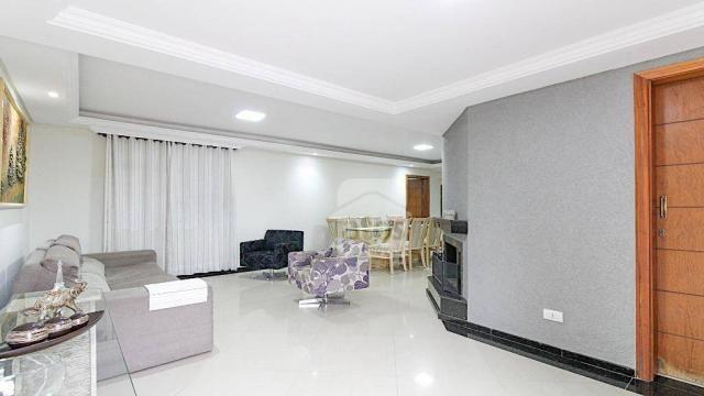 Casa com 5 dormitórios à venda, 350 m² por r$ 815.000,00 - hauer - curitiba/pr - Foto 6