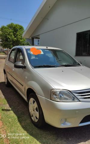 Renault Logan Expression 1.0 16v flex 2010 Repasse - Foto 2