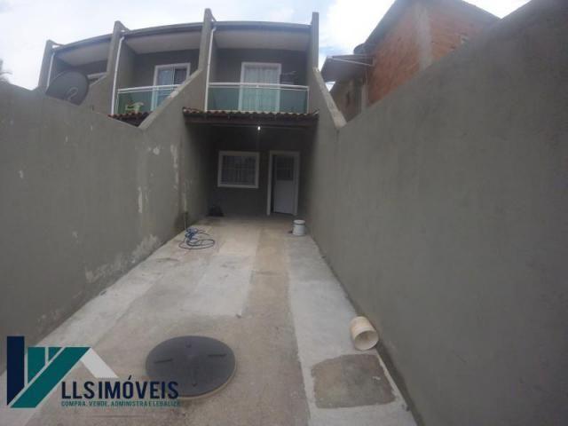 Casa duplex para locação em nova iguaçu, rodilândia, 2 dormitórios, 2 banheiros, 2 vagas - Foto 2