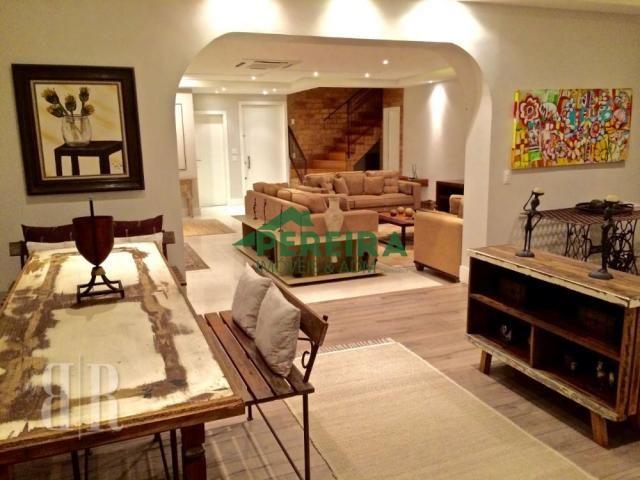 Cobertura à venda com 4 dormitórios em Barra da tijuca, Rio de janeiro cod:645045 - Foto 9