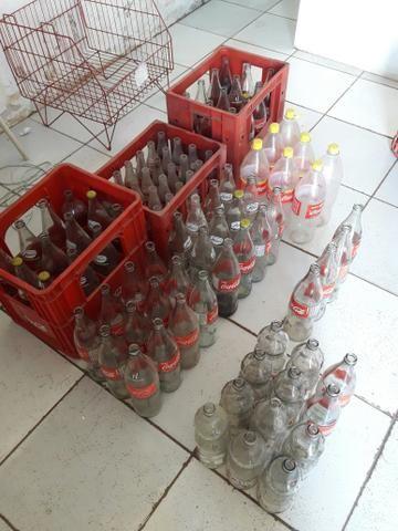 Vende-se garrafa de refrigerante(vasilhame) - Foto 4