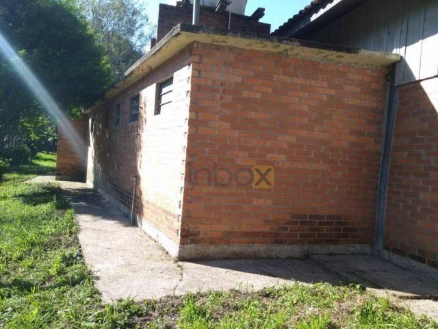Inbox vende - chácara com escritura, localizada próximo ap posto cavalheri - Foto 11