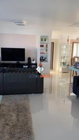 Líder imob - apartamento residencial para venda, ponto central, feira de santana, 4 dormit - Foto 3