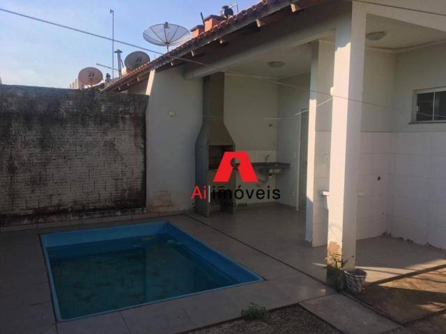 Casa com 3 dormitórios à venda, 72 m² por r$ 320.000 - parque dos sabiás - rio branco/ac - Foto 9