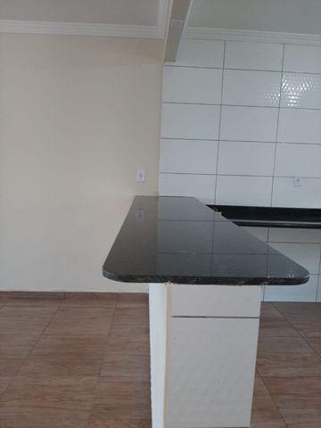 Linda Casa com 3 quartos e piscina. R$ 210.000,00 (Entrada)