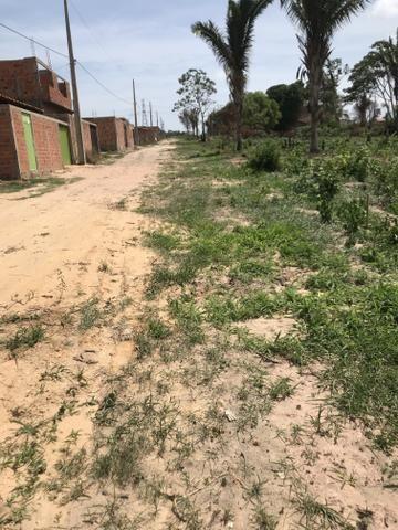 Lote muito barato na Estrada da maioba cohatrac - parcelados - Foto 2