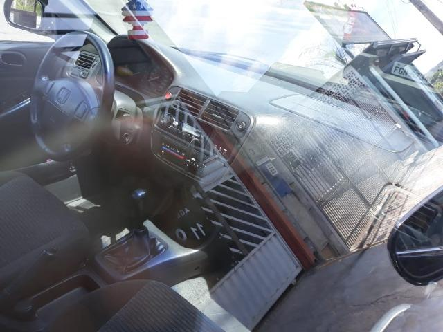 Honda Civic 2000 LX 1.6 (Impecável) - Foto 3