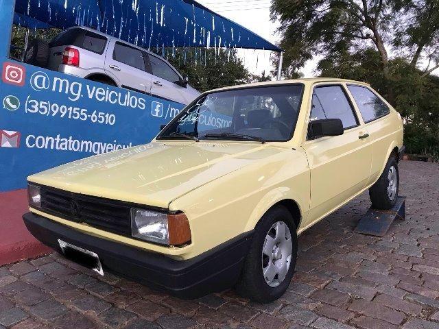 VW Gol CL 1.6ap Alcool 1988