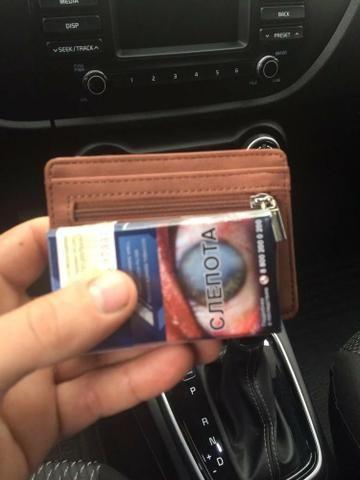 Carteira de couro slim pequena Etya Magic clip com zíper porta moedas - Foto 6