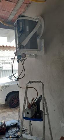 Instalação e manutenção de ar condicionado Split - Foto 4