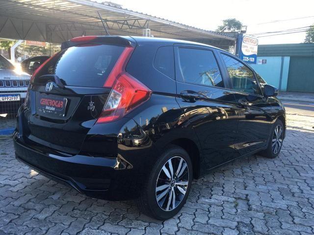 Honda Fit 2019 12.000km aut unico dono - Foto 5