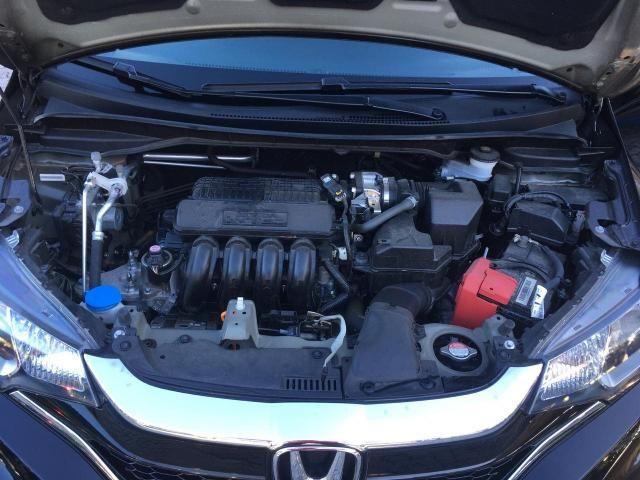 Honda Fit 2019 12.000km aut unico dono - Foto 3