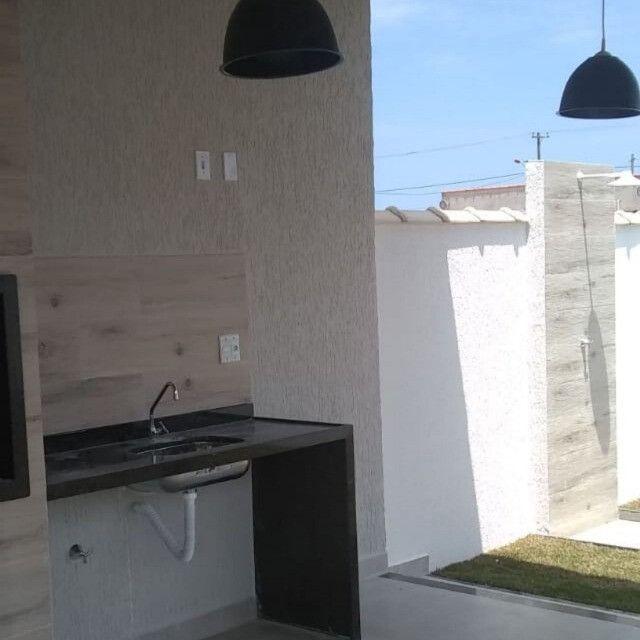 Lindíssima casa em Itaipuaçú com suíte ! - Foto 19