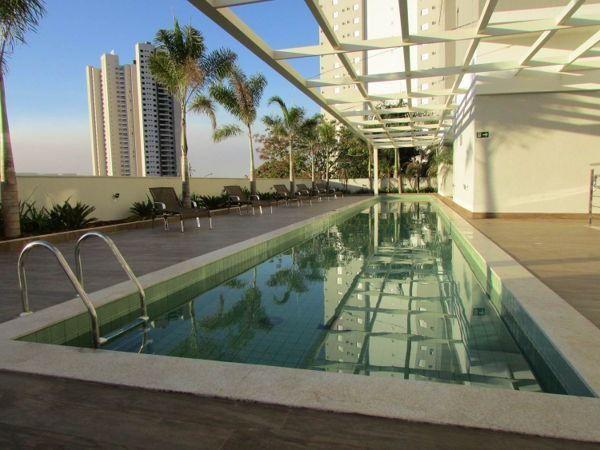 Apartamento Frente ao Parque Cascavel, 3 Suítes, com 106 m2, Condomínio Terra Mundi