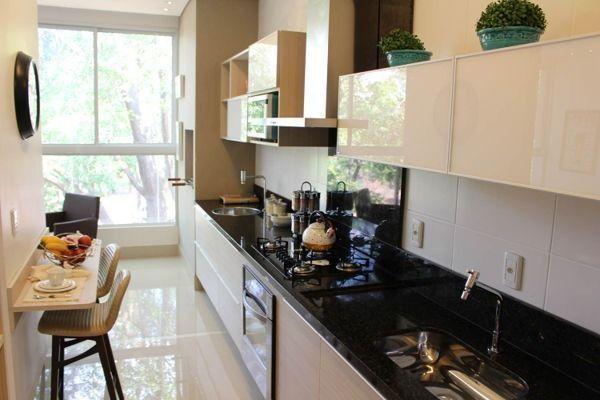 Apartamento Frente ao Parque Cascavel, 3 Suítes, com 106 m2, Condomínio Terra Mundi - Foto 9