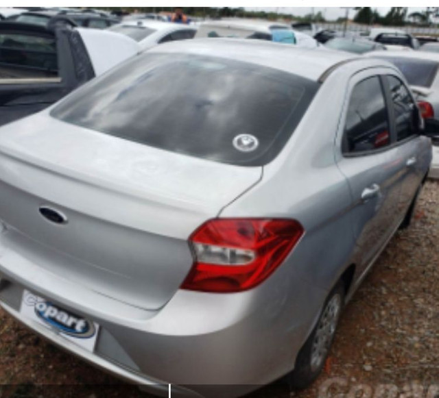 Sucata peças ford ka sedan 1.5  - Foto 2