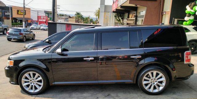 Ford Flex 2011  única no Brasil  - Foto 14
