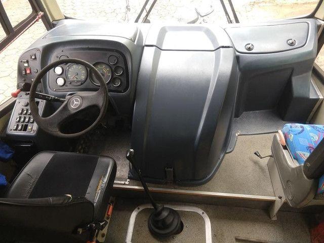 Micro ônibus rodoviário Mercedes bens com ar condicionado - Foto 3