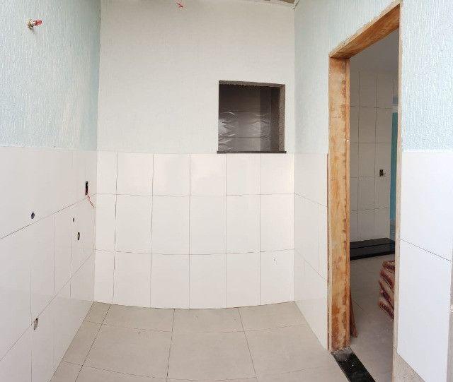 Lindíssima casa em Itaipuaçú com cozinha americana! - Foto 5